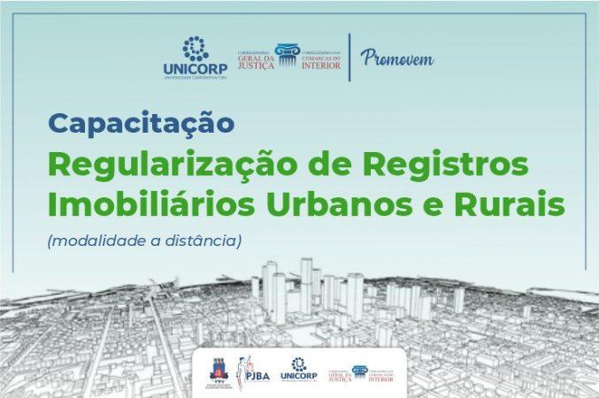 Regularização de Registros Imobiliários Urbanos e Rurais