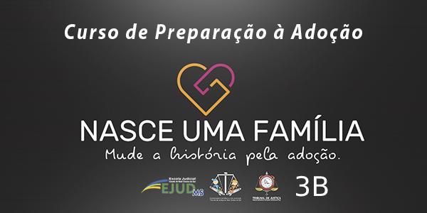 """Preparação à Adoção """"Nasce uma Família"""" - Turma 3B"""