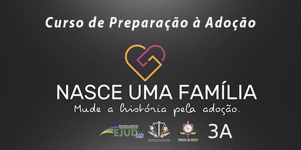 """Preparação à Adoção """"Nasce uma Família"""" - Turma 3A"""